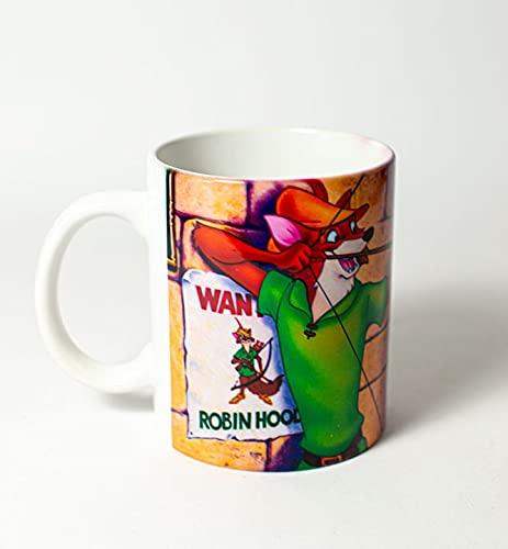 Tazza - Robin Hood - Walt Disney