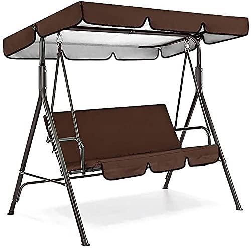 Patio Swing Canopy Waterproof Top Cover...