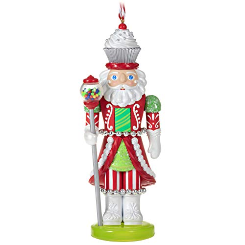 Hallmark Keepsake Christmas Ornament 2020, Noble Nutcrackers Confectionery King