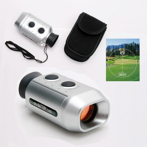 BW® Digital 7x Golf Range Finder Scope Accurate Digital Rangefinder with Bag,Laser Rangefinders,Digital 7 x Golf Range Finder Golfscope Scope + Bag