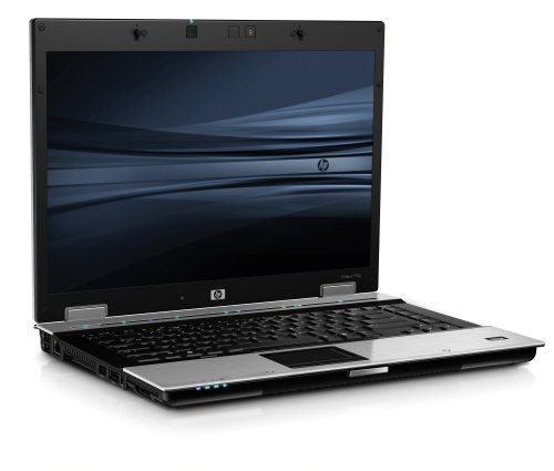 HP EliteBook 8530p 39,1 cm (15,4 Zoll) WSXGA+ Laptop (Intel Core 2 Duo P8600 2,5GHz, 2GB RAM, 250GB HDD, ATI Mobility Radeon HD 3650, DVD+- DL RW, Vista Business)
