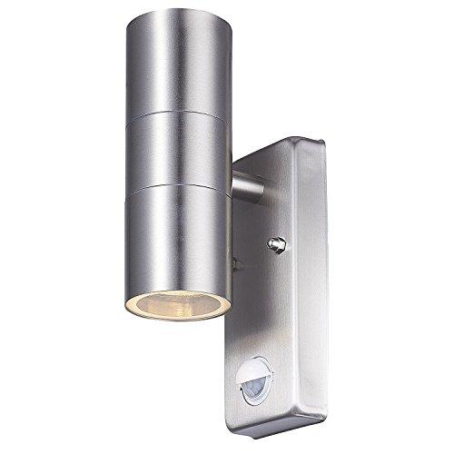 LightHub Apliqué Doble Bidireccional LED listo focos IP44, luz de pared Interior...