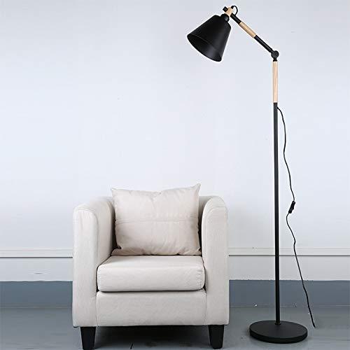 DSM Kreative stehleuchte einfache Log Farbe stehleuchte Home Store Schlafzimmer Dekoration Lampe stehleuchte 160 cm (Color : White)
