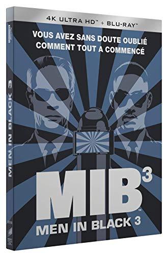 Men in Black 3 [4K Ultra HD + Blu-Ray + Digital + Cartes Postales]