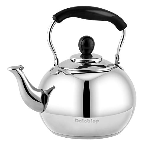Stove Top Whistling Tea Kettle 2...