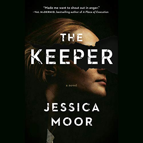 The Keeper  By  cover art