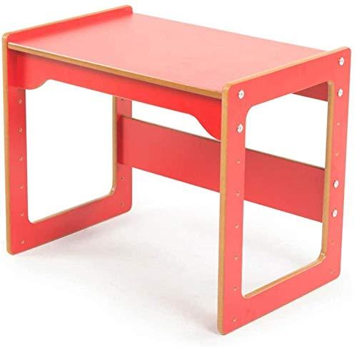 Table-Mdf - Escritorio ajustable para niños (3 unidades)