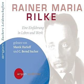 Rainer Maria Rilke. Eine Einführung in Leben und Werk  Titelbild