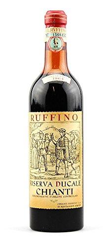 Wein 1964 Chianti Ruffino Riserva Ducale