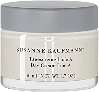 スザンヌカウフマンデイクリームライン50ミリリットル x4 - Susanne Kaufmann Day Cream Line A 50ml (Pack of 4) [並行輸入品]