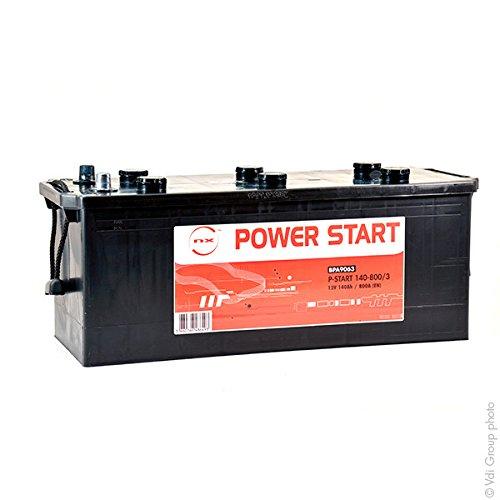 NX - LKW Batterie NX Power Start 140-800/3 12V 140Ah