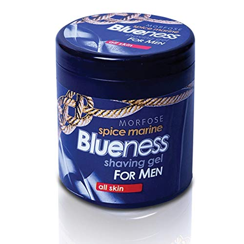 Blueness Gel da barba Spice Marine 500 ml