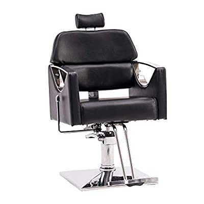 BarberPub Classic Recliner Barber