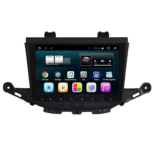 TOPNAVI 9 Pouces 2 Go Android 7.1 Indash Navigation de la Voiture pour Buick Verano GS 2016 Autoradio Stéréo avec Quad Core WiFi 3G RDS Lien Miroir FM AM BT Audio Vidéo