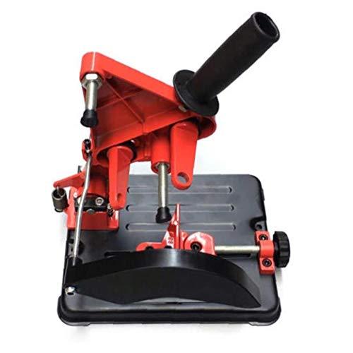 Winkelschleifer Halter Halterung Support Stand Maschinenständer 100-125mm Einstellbarer Werkzeugzubehör Industrielle Teile Supplies