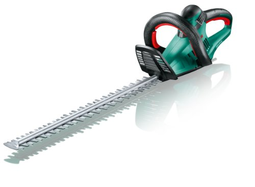 Bosch AHS 60-26 Electric Hedge Cutter, 600 mm Blade Length, 26 mm Tooth Opening