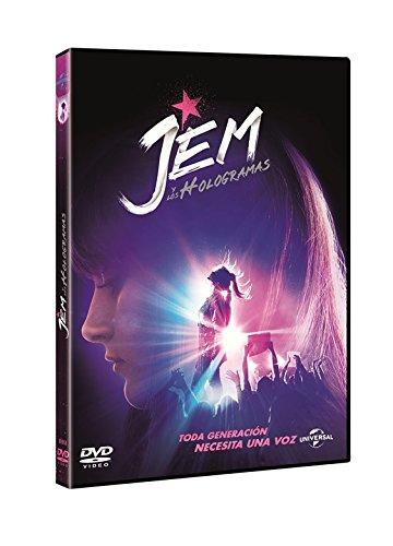 Jem Y Los Hologramas [DVD]