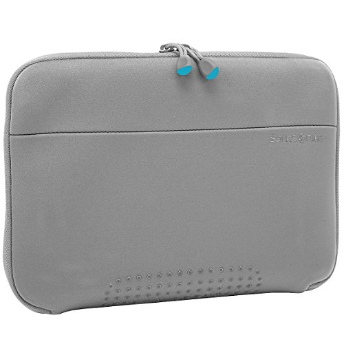 "Samsonite Netbook Sleeve Aramon 2 Netbook Sleeve 10.2\"", silver, 29x21x3,5 cm, 41258-1776"