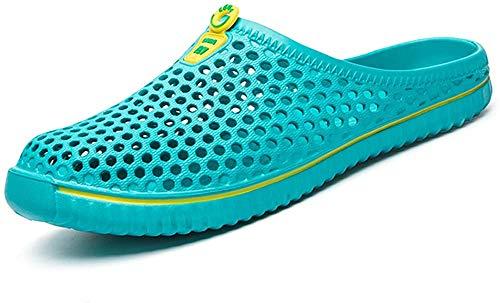 BOLOG Zapatos Hombre Mujer Zuecos Sandalias para Playa Zapatillas de Playa Zapatos de jardín Sandalias y Chanclas