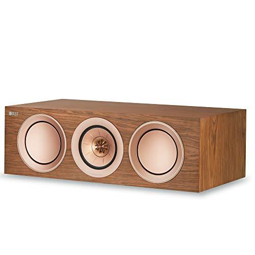 Fantastic Prices! KEF R2c Center Channel Speaker, Walnut (R2cWA)