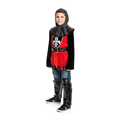 Kostümplanet® Ritter Kostüm Kinderkostüm Ritter Größe 116 - 2