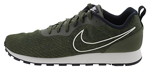 Nike 916774 300 MD Runner 2 ENG Mesh Olive 43