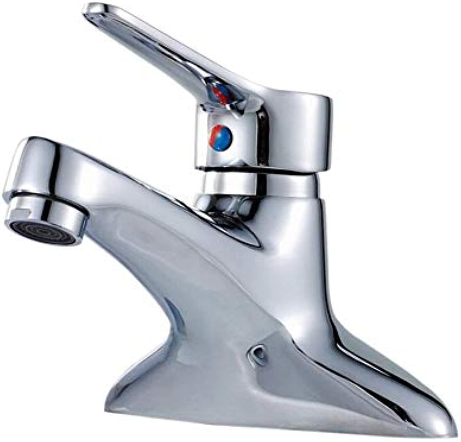 Taps Kitchen Sinkantique Bathroom redating Basin Faucet Basin Double Hole Three Hole Faucet Hot and Cold