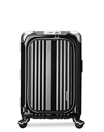[レジェンドウォーカー] スーツケース フレーム BLADE 機内持ち込み可 フロントオープン ビジネスキャリー ...