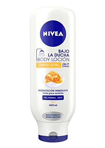 Nivea bajo la ducha - Capricho de miel 400 ml