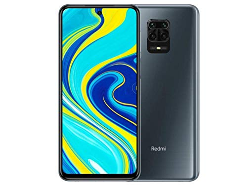 Xiaomi Redmi Note 9S 64 + 4 GB, interstellair grijs