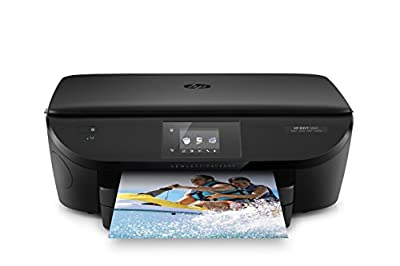 HP Envy 5660 Wireless All-In-One Inkjet Printer with Instant Ink Bundle