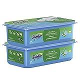 Swiffer Mopa Paños Húmedos con Fragancia De Cítrico Fresco 48 Unidades, para Una Limpieza Rápida Y Fácil2*24