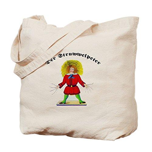 CafePress–Der Struwwelpeter–Leinwand Natur Tasche, Reinigungstuch Einkaufstasche