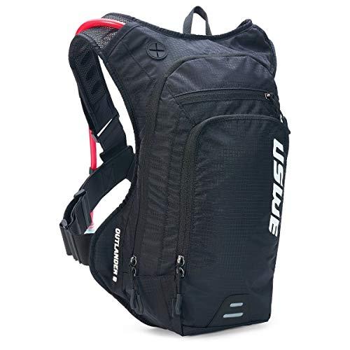 USWE Outlander 9L Hydration Backpack (Carbon Black)