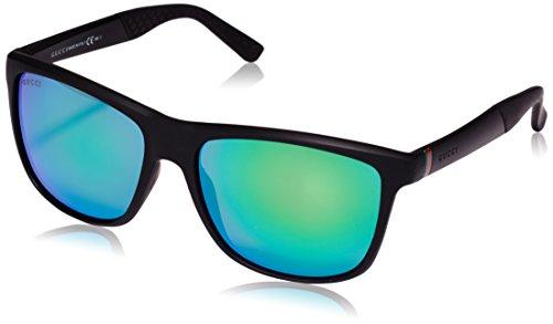 Gucci - Gafas de sol Wayfarer GG 1047/B/S Z9, DL5