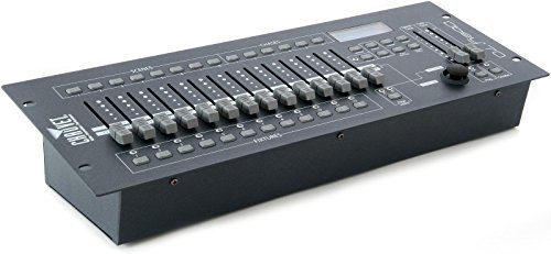 CHAUVET DJ Obey 70 Universal DMX-512 Controller   LED Light Controllers