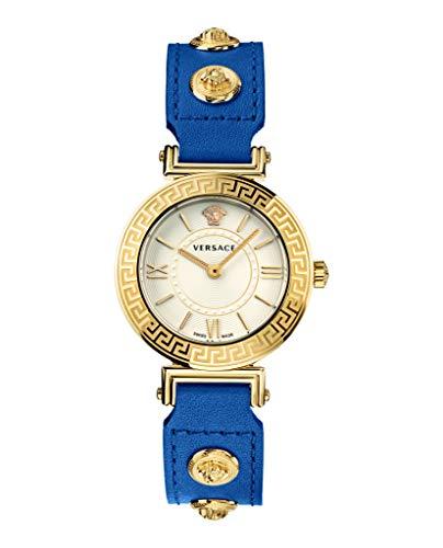 Versace Reloj de pulsera para mujer, 35 mm, VEVG00320