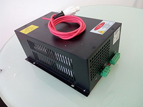 DHL TNT Ship 80W Co2 Laser Power Supply for 1400-1450mm 80Watt co2 Laser Tubes for Rubber Leather Wood pmma Laser Engraving
