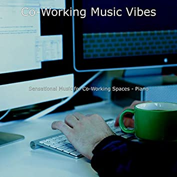 Sensational Music for Co-Working Spaces - Piano