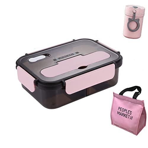 Bbye Lunchbox 1500ml,Brotdose Kinder mit...