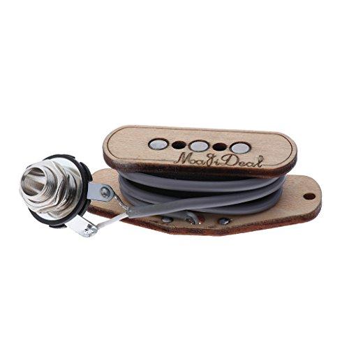 3 String Gitarren Zigarrenschachtel Humbucker Pickup Tonabnehmer