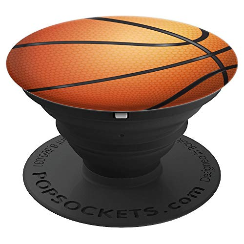 Cool Basketball Phone Popper PopSockets Grip and Stand for Phones and Tablets