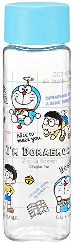 OSK Doraemon Flacon en Plastique Transparent 400 ML