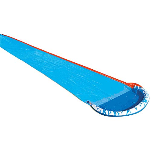 Banzai Wasserbahn Wasserrutsche 488 cm mit Sprinkler   L x 71 cm W