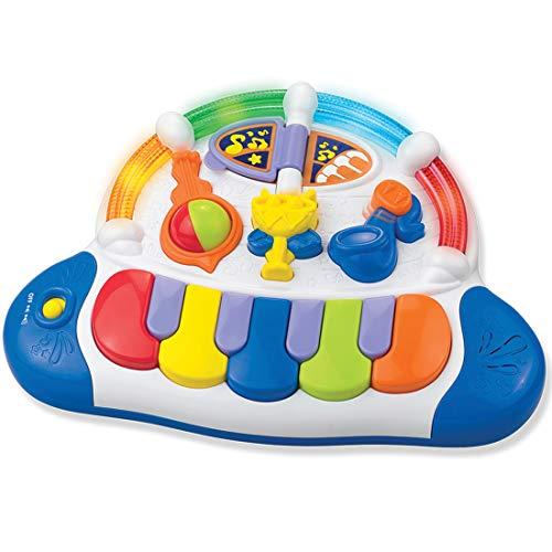 Partner Jouet - HKT3857T - Jeu éducatif premier âge - Activité d'éveil - Piano