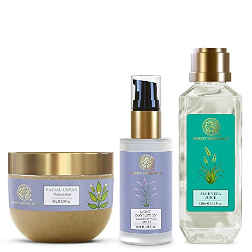 Forest Essentials Aloe Vera Juice 130ml