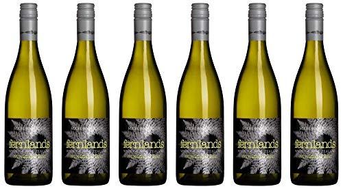 6x Fernlands Sauvignon Blanc 2018 - Weingut Marisco, Marlborough - Weißwein