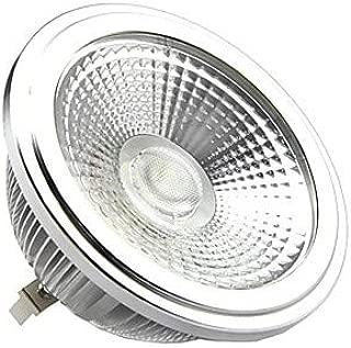 Lights Bulbs, AR111 LED G53 Dimmable 10W 1 COB 1000-1100LM LM Warm White AR AC 110-130V