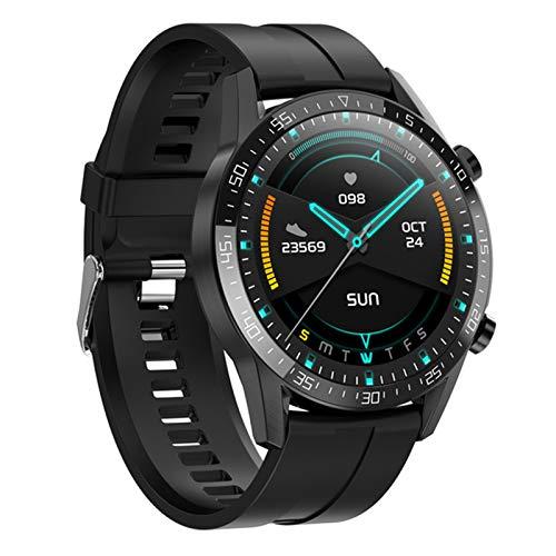 DZX Ver GT05 ECG de los Hombres + PPG Impermeable Bluetooth Llamada de la presión Arterial Pulsera de la muñeca de la Manera Fitness Smartwatch,D