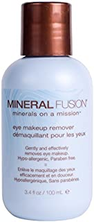 Mineral Fusion Eye Makeup Remover, 3.4 Ounce